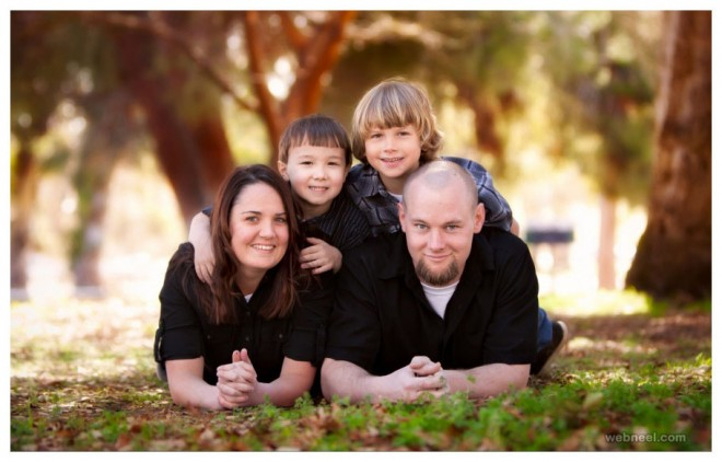 Fun Family Portrait Ideas for the Holidays
