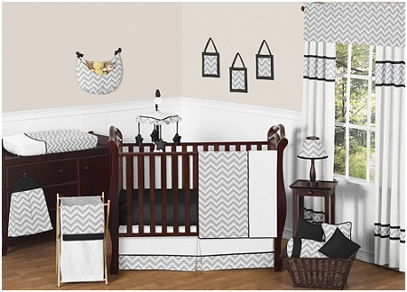 Modern Bedding – the Best Baby Crib Bedding Ever!